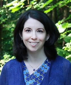 Writer Katherine Quevedo