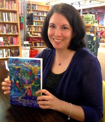 Katherine Quevedo with Myriad Lands Vol. 2