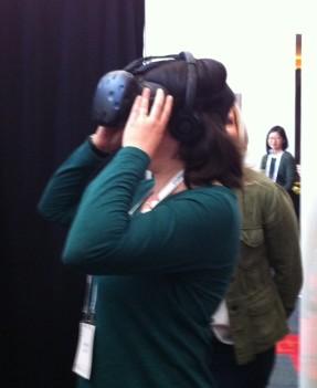 Katherine Quevedo TEDxPortland VR 1