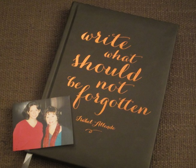 Isabel Allende & Katherine Quevedo