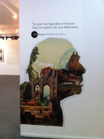 Borges display