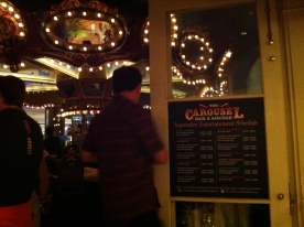 New Orleans Carousel Bar