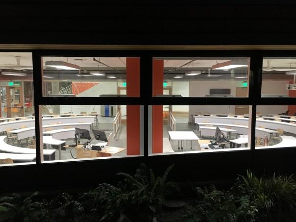 PSU Karl Miller Center classrooms