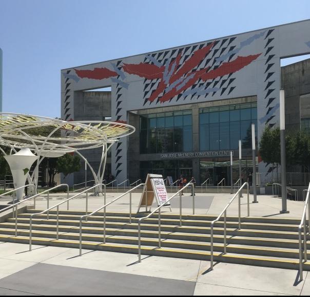 Worldcon 76 Convention Center