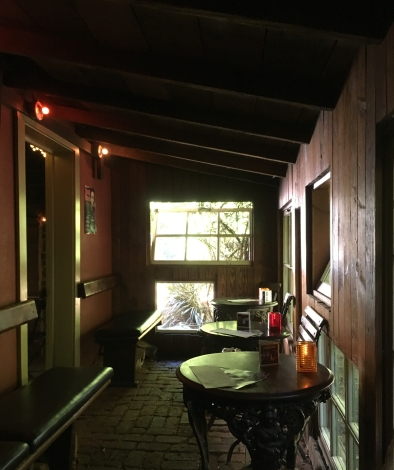 McMenamins Edgefield Little Red Shed