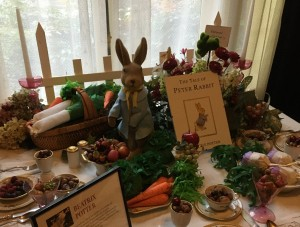 Pittock Mansion 2019 - Beatrix Potter